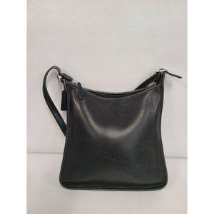 Coach Ergo Vintage Leather Shoulder Bag Zip Purse